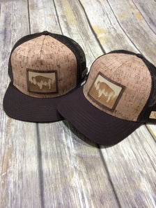 Wyoming Treeline Hats