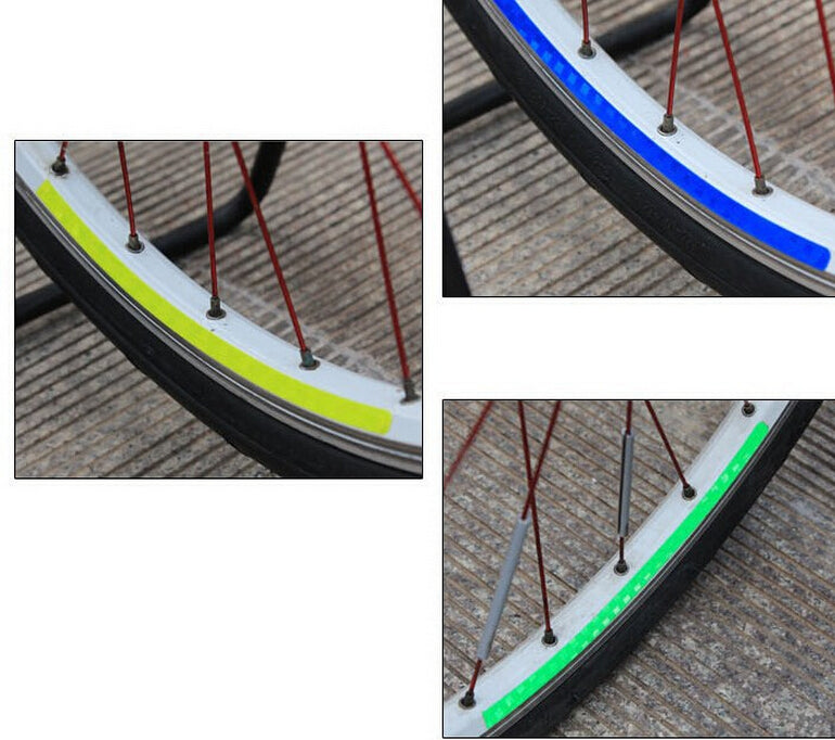 Rim Color Reflectors