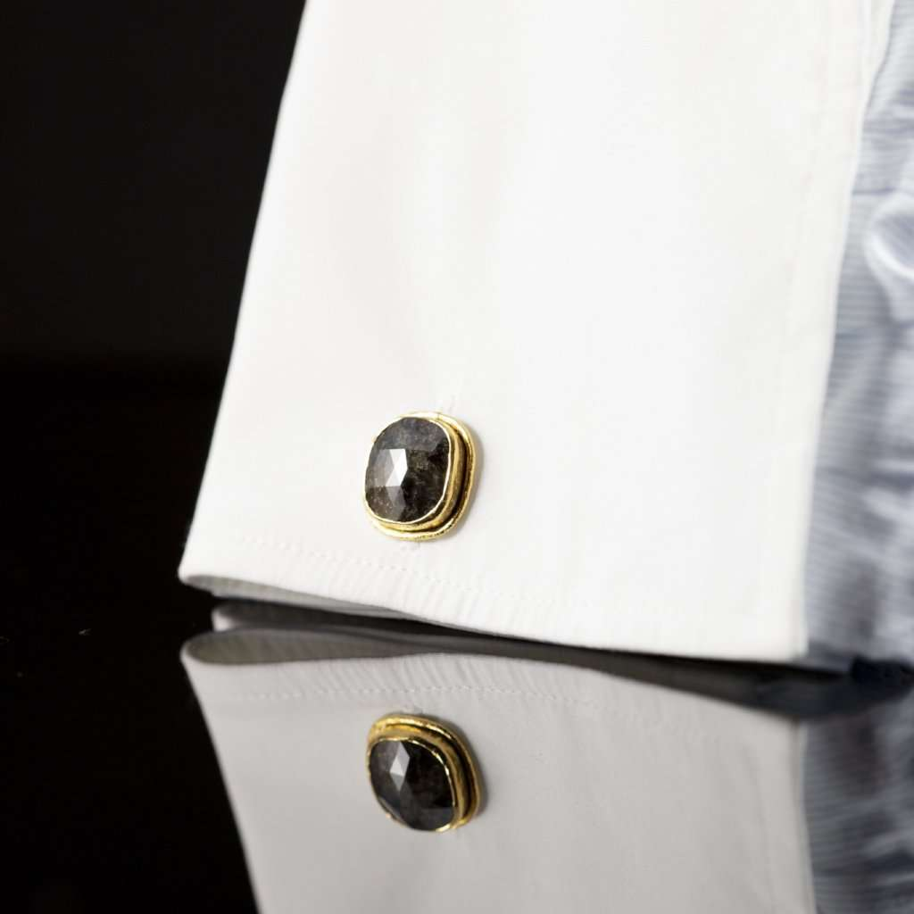 Diamond & Gold Cufflinks II