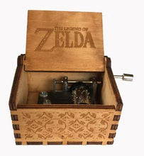 Load image into Gallery viewer, The Legend of Zelda Wooden Music Box