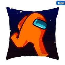 Load image into Gallery viewer, Among Us Throw Pillow Case