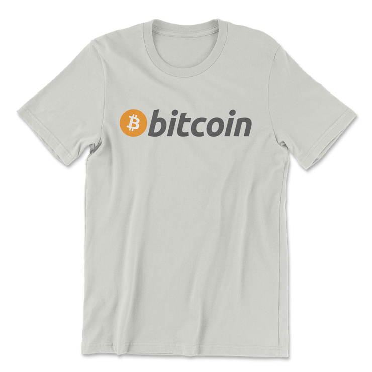Original Bitcoin Shirt || - Black Cat Crypto Clothing