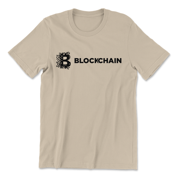 Original Blockchain Shirt - Black Cat Crypto