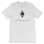 Classic Ethereum Shirt - Black Cat Crypto