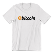 Original Bitcoin Shirt - Black Cat Crypto Clothing