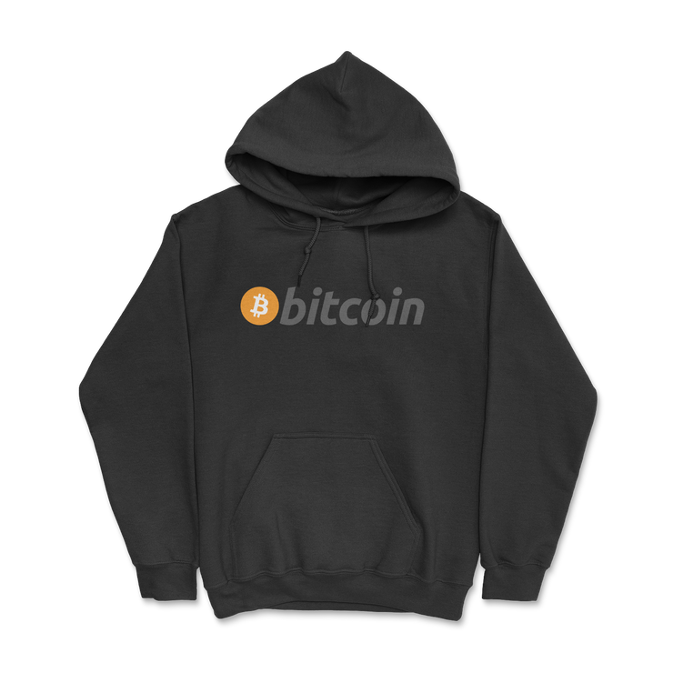 Original Bitcoin Hoodie - Black Cat Crypto
