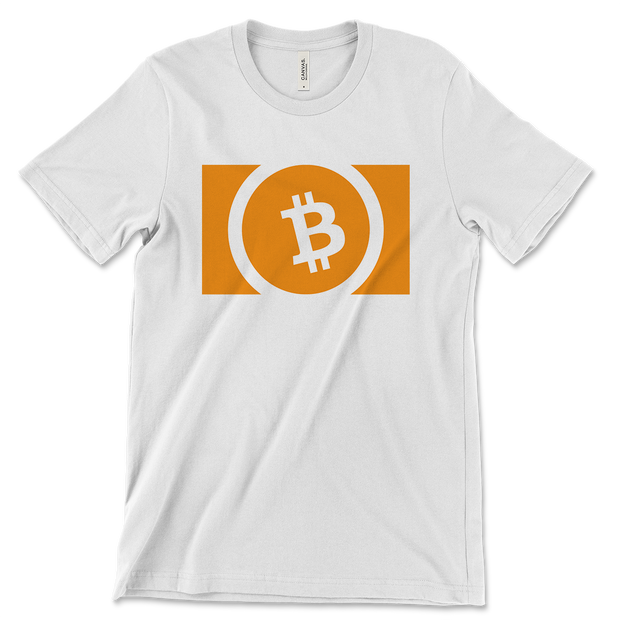 Bitcoin Cash Shirt - Black Cat Crypto Clothing