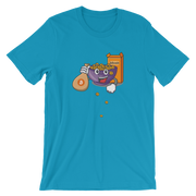 Bitcoin Cereal | Bitcoin Shirt - Black Cat Crypto Clothing