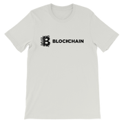 Original Blockchain Shirt - Black Cat Crypto Clothing