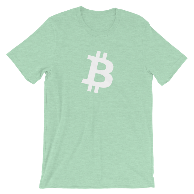 color mint bitcoin shirt
