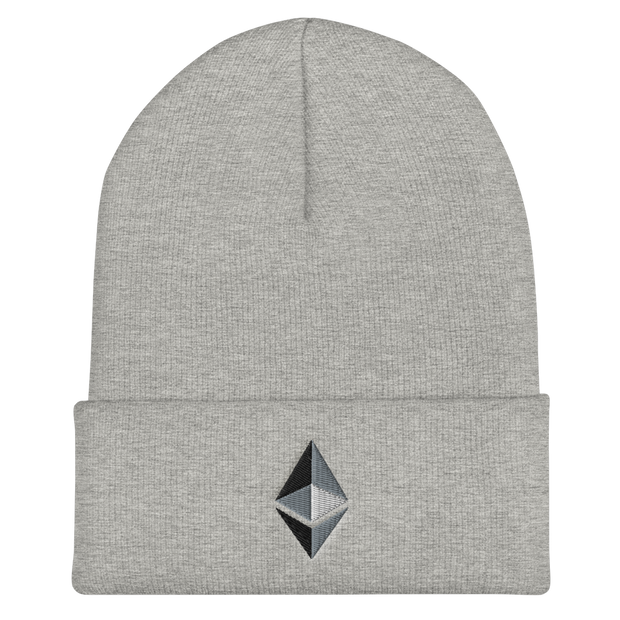 Ethereum Beanie - Black Cat Crypto