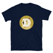 Dogcoin Dog Shirt - Black Cat Crypto