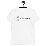 Hand Art Chainlink Shirt - Black Cat Crypto