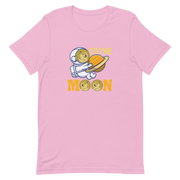 Dogecoin To The Moon Shirt || - Black Cat Crypto