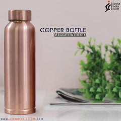 Copper Regular Bottle