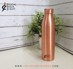 Copper Sleek Bottle