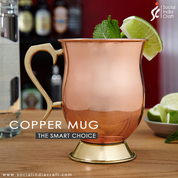 Copper Royal Mug