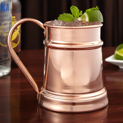 Copper Tankard Mug