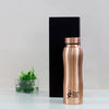 Copper Plain Curved Bottle