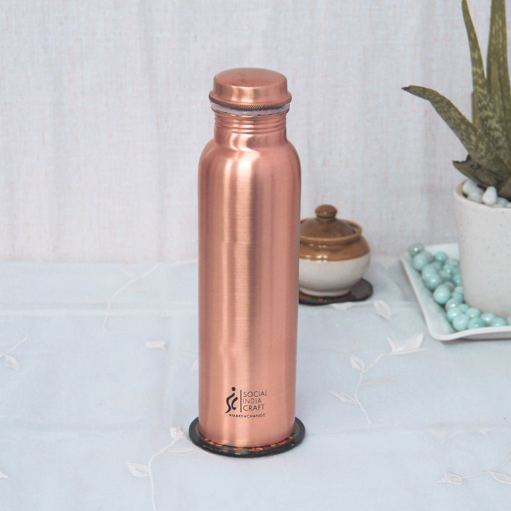 Matte Plain Bottle