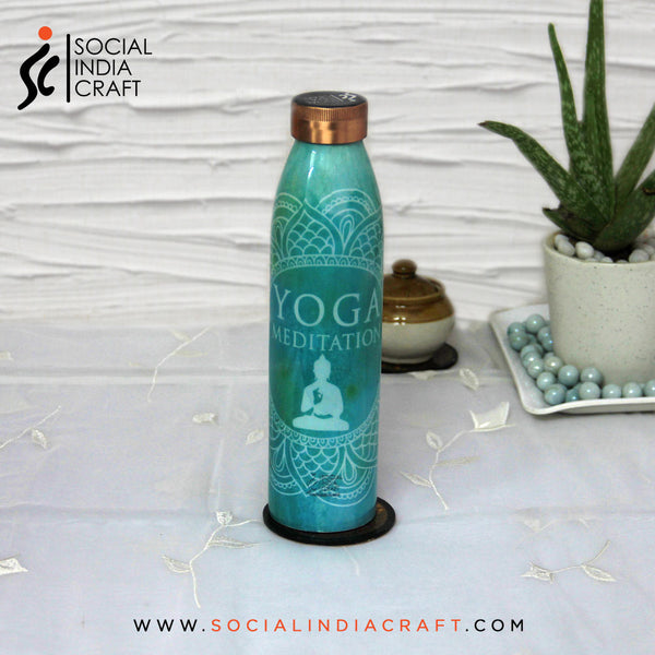 Well-Being Yoga Sleek Bottle