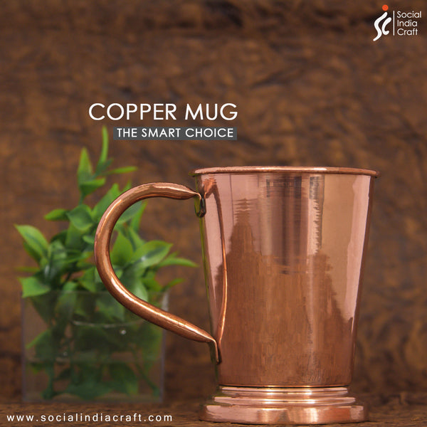 Copper Coffee Mug