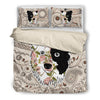 Border Collie Bedding Set 0610b