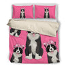 Border Collie Bedding Set B19