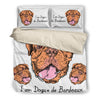 Dogue Bedding Set B108