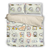 Westie Bedding Set 2410