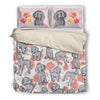 Weimaraner Bedding Set P48
