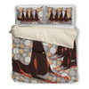 Doberman Bedding Set  1310n1