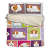 Guinea Pig Bedding Set 2810pm1