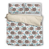 Hedgehog Bedding Set 1210p1