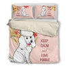 Poodle KC Bedding Set 2410m1