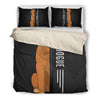 Dogue Half Face Bedding Set 1610s1