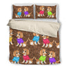 Vizsla Bedding Set D3110