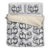 Pekingese Bedding Set P97