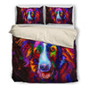 Border Collie Bedding Set D72TP