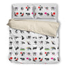 Border Collie Bedding Set 1910a1