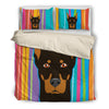 Doberman Bedding Set A10