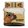 Bullmastiff 2 Bedding Set 2110s3
