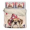Bulldog Bedding Set C8