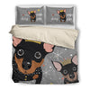 Minpin Bedding Set 0510p2