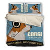 Corgi 3 Bedding Set 2010s3