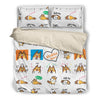 Sheltie Oh Bedding Set 2410p1