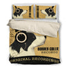 Border Collie 2 Bedding Set 2010s2