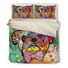 Bulldog Bedding Set C37PM