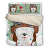 Old English Sheepdog Bedding Set 1810