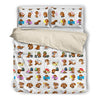 Dachshund Bedding Set 2010s1